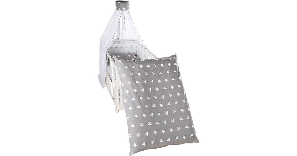 roba · Roba Kinderbettgarnitur 4-teilig 100x135cm Little Stars