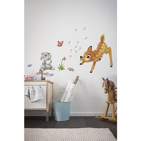 Wandsticker Disney Bambi, 50 x 70 cm, Disney Baby