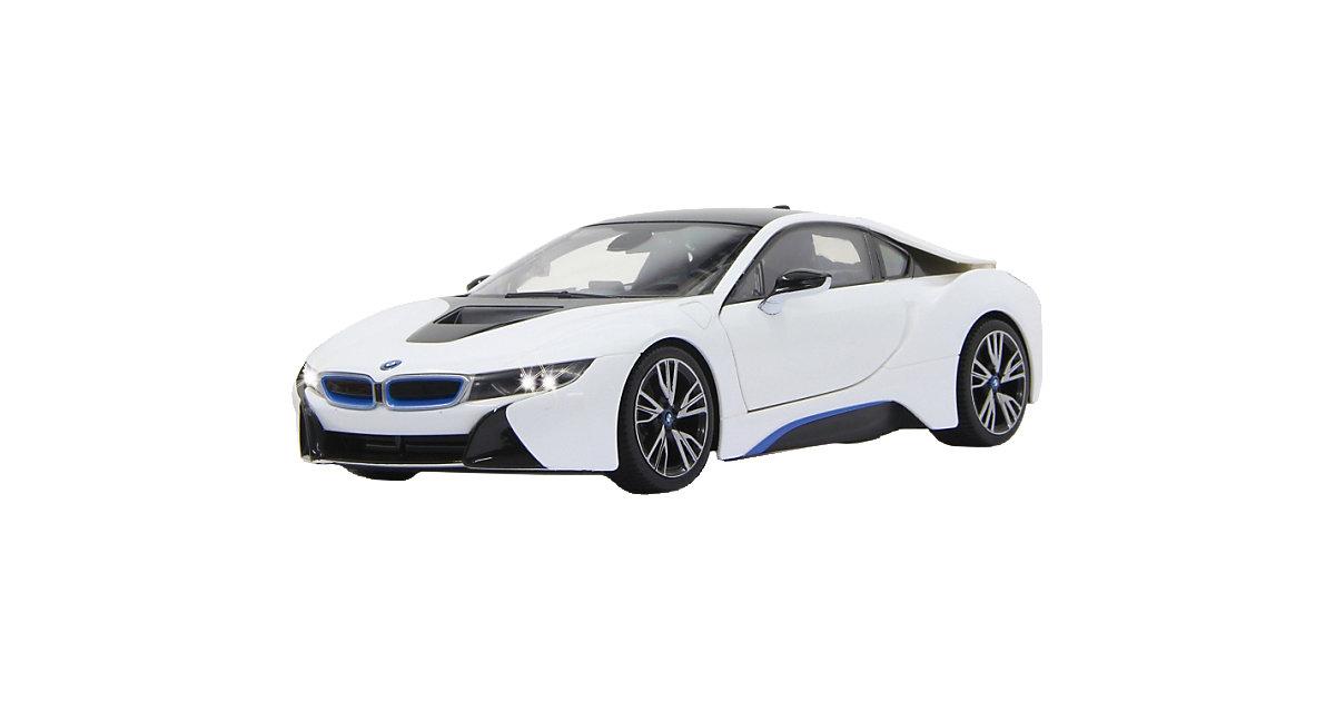 Jamara RC BMW i8 1:14 Akku weiß 27MHz