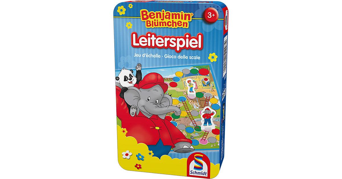Mitbringspiel Benjamin Blümchen, Leiterspiel