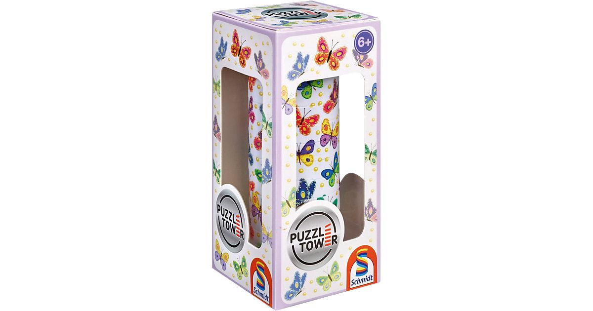 Puzzle Tower, Schmetterlinge - 10 Teile