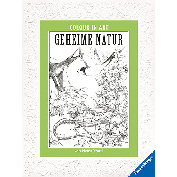 Colour in Art: Geheime Natur