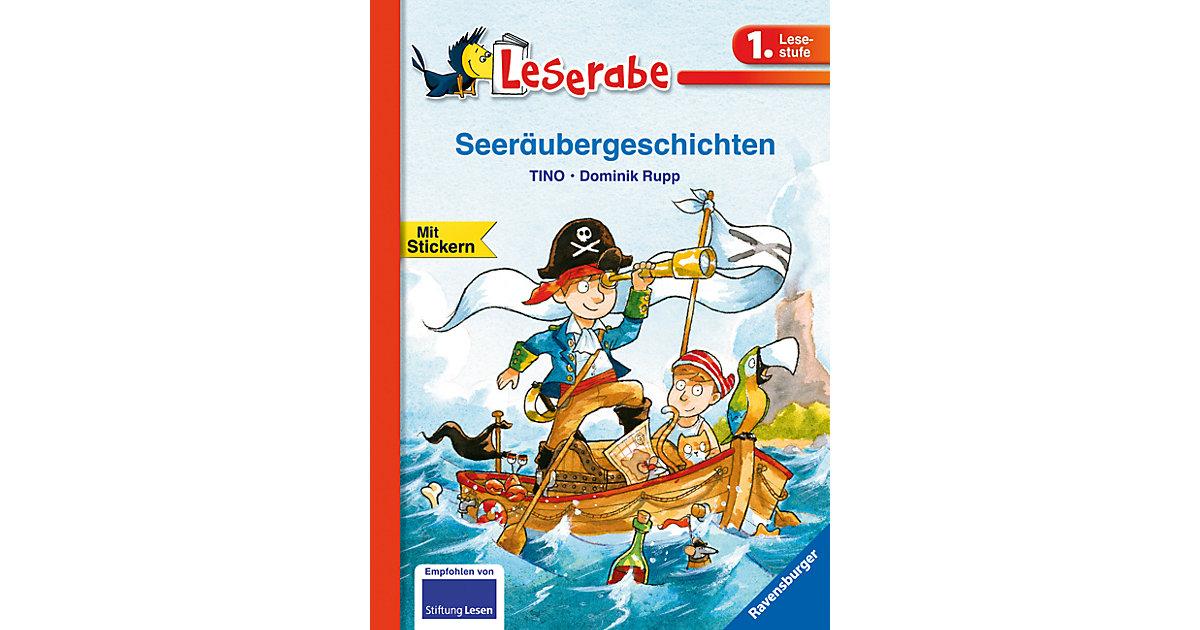 Leserabe: Seeräubergeschichten