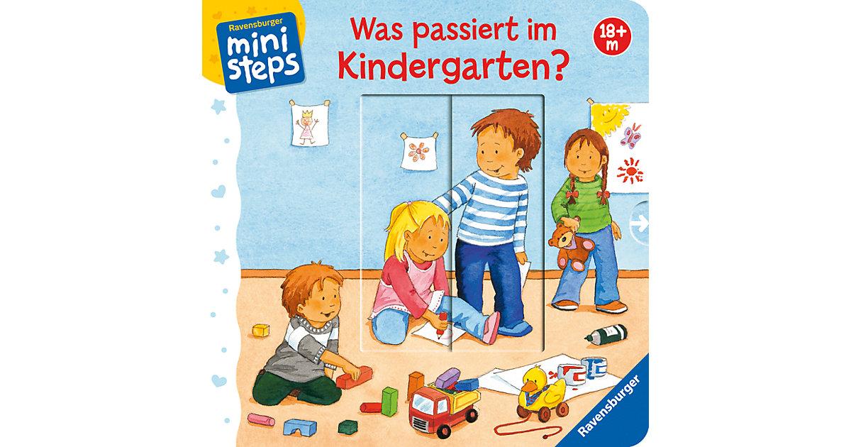 ministeps: Was passiert im Kindergarten?