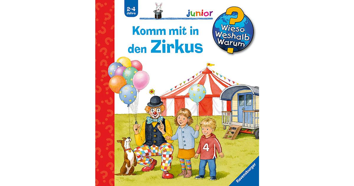 WWW junior Komm mit in den Zirkus