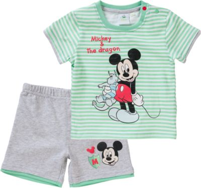 Baby & Toddler Clothing Boys' Clothing (newborn-5t) Baby Sommer Kurzehose Hose Mickey Mouse Winnie The Pooh Disney 100% Baumwolle