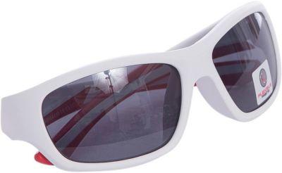 Alpina Kindersonnenbrille Flexxy Teen (8 bis 12 Jahre) mit flexiblem Rahmen white-orange JFkR3LxoR