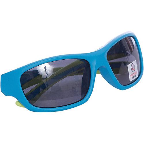 Sonnenbrille Flexxy Youth blue matt   04003692229113