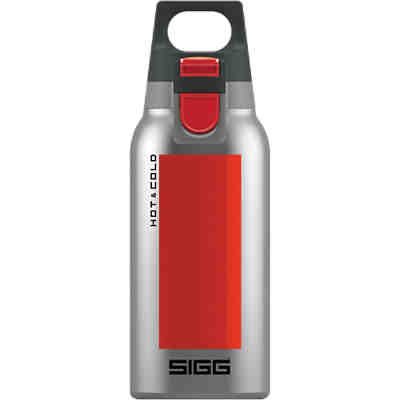 SIGG Trinkflasche Hot & Cold ONE Accent Red, 0,3 l