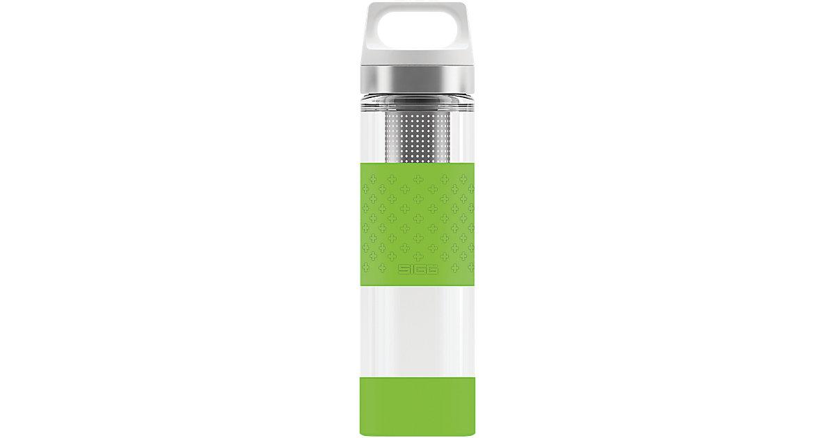 SIGG Hot /& Cold Leaf Green Getränkeflasche Trinkflasche Edelstahl Grün 750 ml