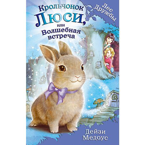 """Книга """"Крольчонок Люси, или Волшебная встреча"""", Дейзи Медоус от Эксмо"""