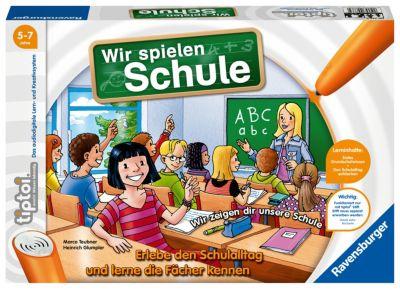 tiptoi® Wir spielen Schule (ohne Stift)