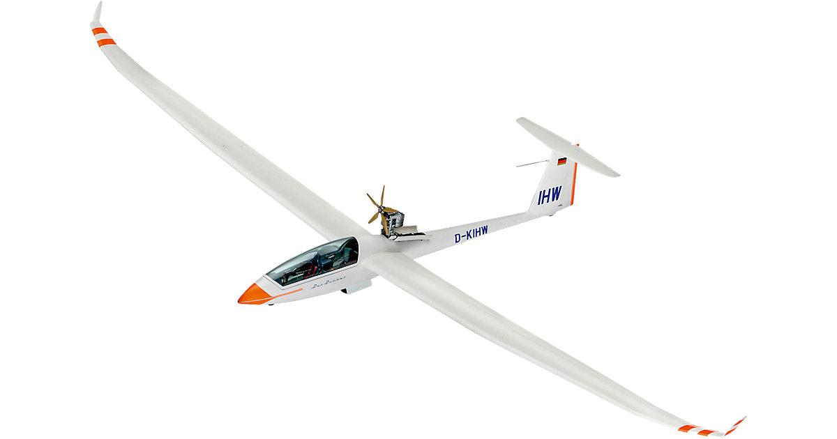 Revell Modelbausatz Glider Duo Discus & Engine ...