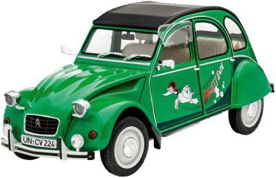Revell Modelbausatz Citroën 2CV ´´Sausss Ente´´