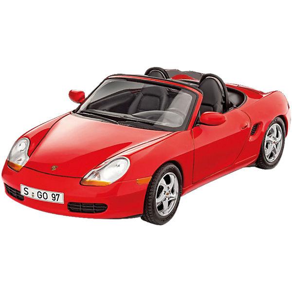 Revell Modelbausatz Porsche Boxster, Revell Modellbausätze Profi