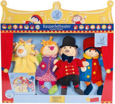 Sterntaler 3601682 Kasperle-Set Zirkus