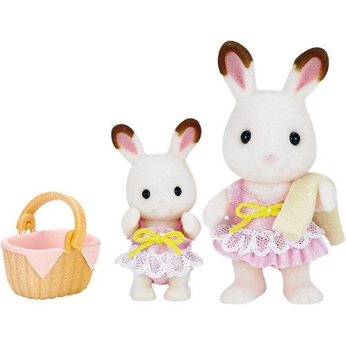 """Набор """"Кролики в купальных костюмах"""", Sylvanian Families от Эпоха Чудес"""