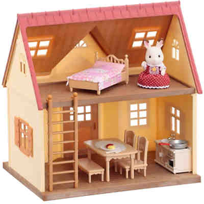 puppenhaus und zubeh r puppenstube g nstig online kaufen mytoys. Black Bedroom Furniture Sets. Home Design Ideas