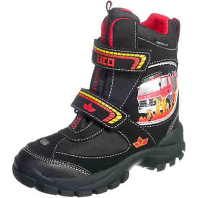 Kinder Winterstiefel Blinkies FIRE V, Tex