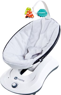 4moms Wippe mamaRoo 4, Silver Plush online kaufen Kinder