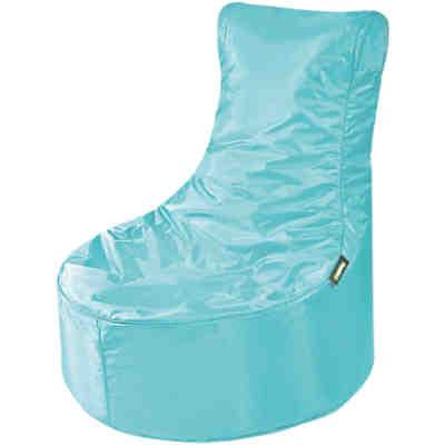 Sitzsack Seat Oxford Aqua Pushbag