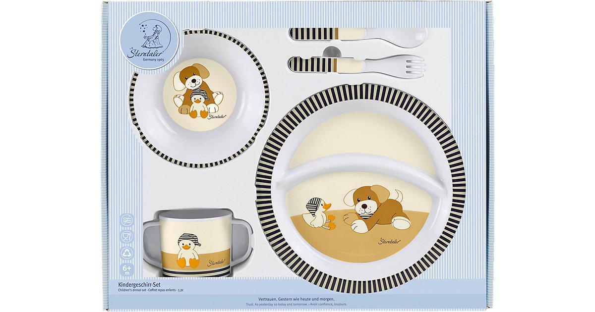 Sterntaler · Sterntaler Kindergeschirr-Set - Hund Hanno 6801619