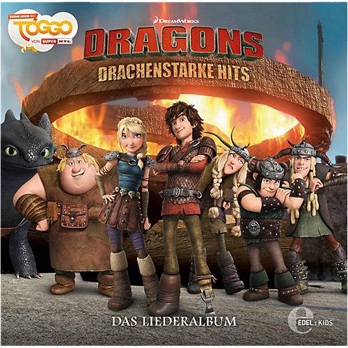 Edel CD Dragons - Drachenstarke Hits