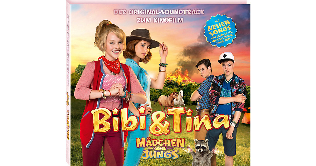 CD Bibi & Tina 3 - Original Soundtrack zum Kino...