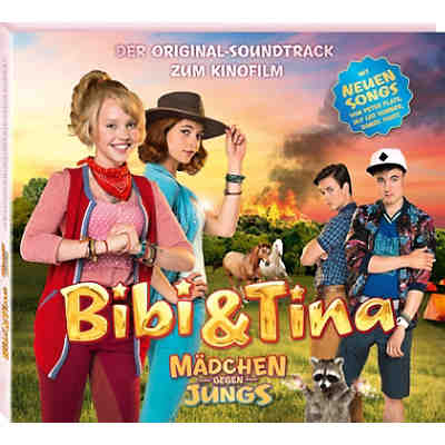 CD Bibi & Tina 3 - Original Soundtrack zum Kinofilm
