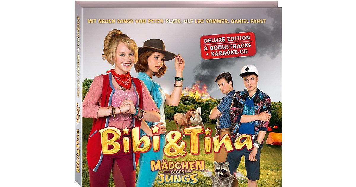 CD Bibi & Tina 3 - Original Soundtrack - Deluxe...