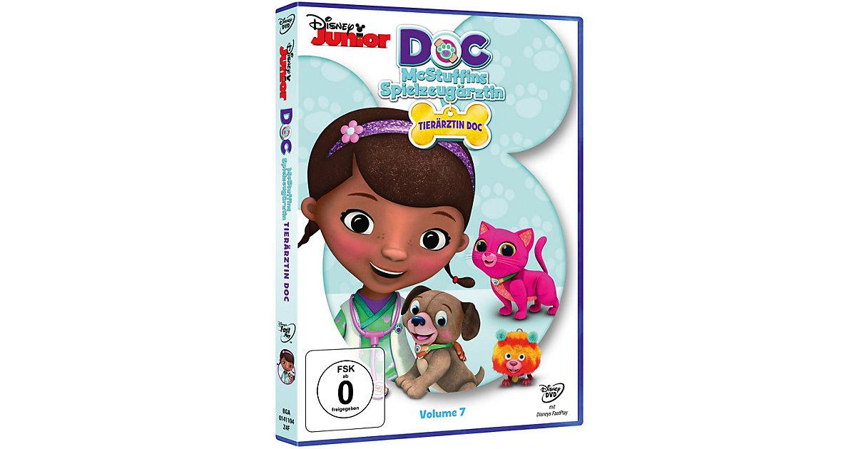 DVD Doc McStuffins 07 - Tierärztin Doc