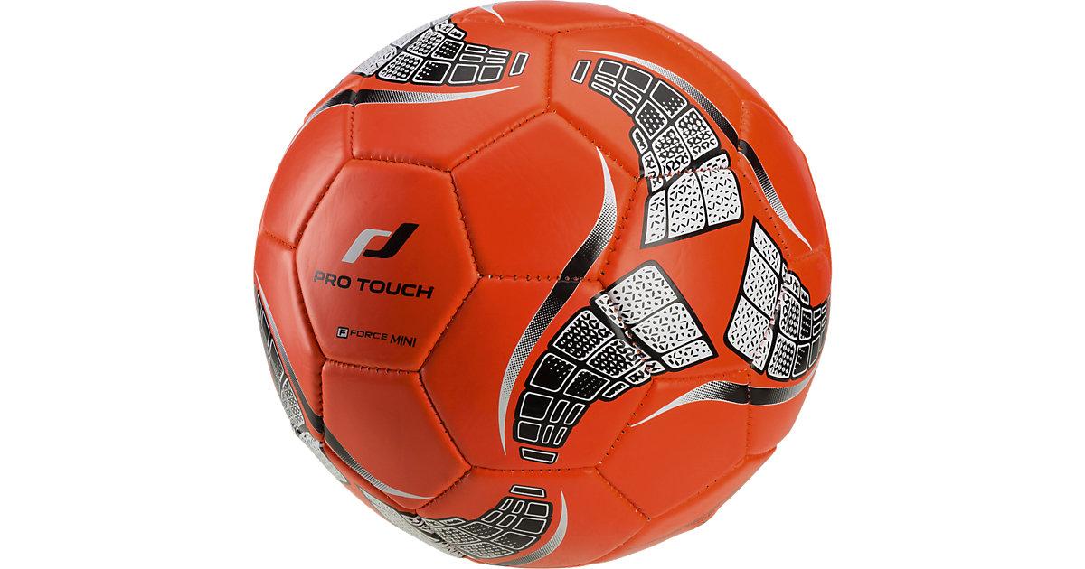 Fußball Force Mini Gr. 1, orange