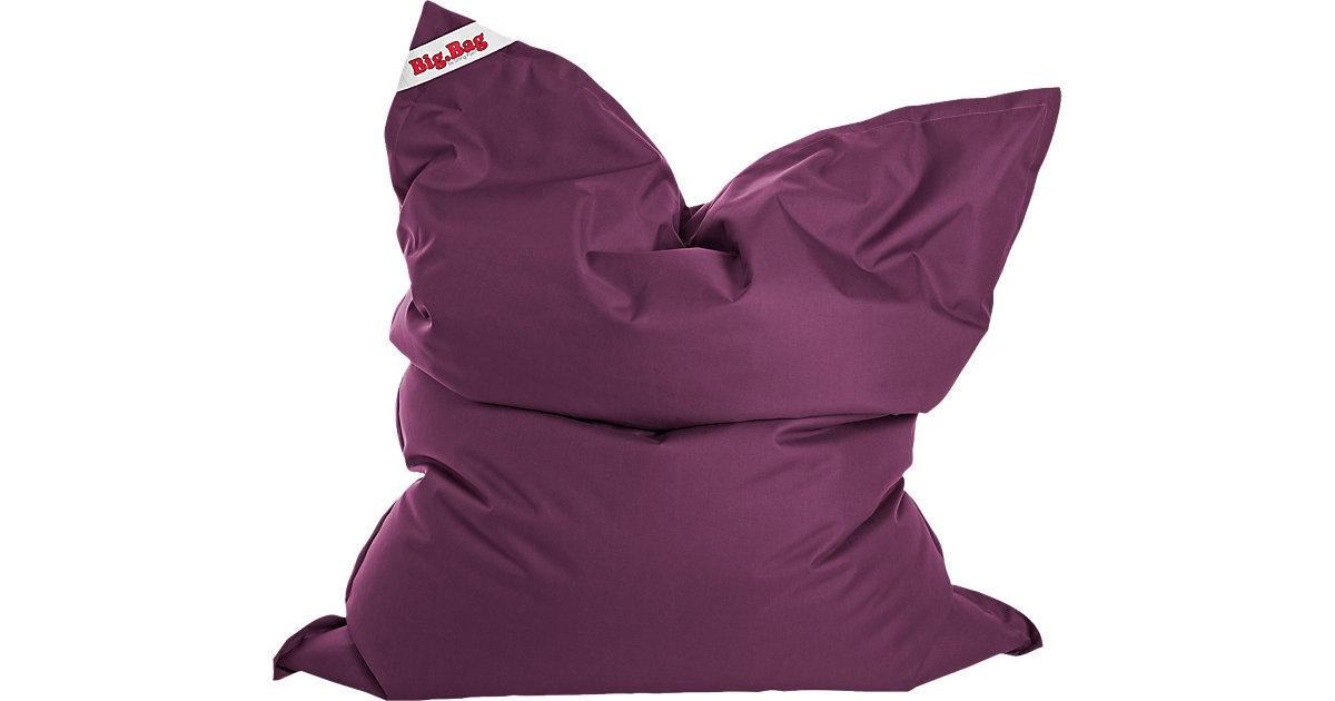 Sitting Point · Sitzsack BigBag BRAVA, 125 x 155 cm, aubergine Gr. 125 x 150