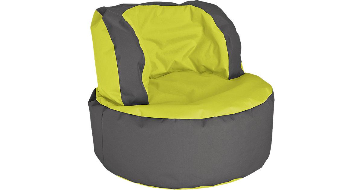 Sitting Point · Sitzsack Bebop SCUBA, grün