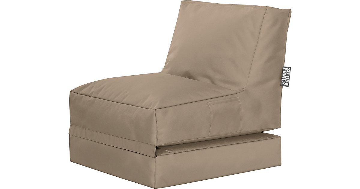 Sitting Point · Sessel 2 in 1 Twist SCUBA klappbar, khaki