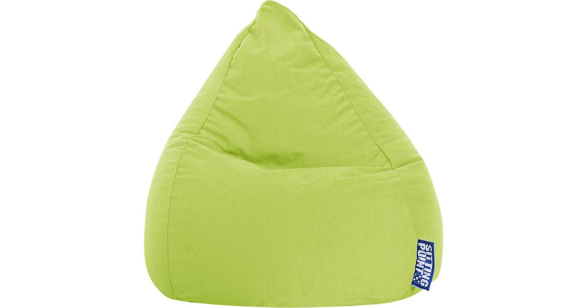 Sitzsack BeanBag EASY L, 70 x 90 cm, grün
