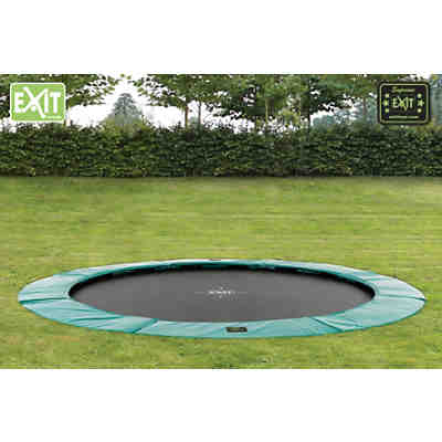 exit trampolin silhouette ground 244 cm exit mytoys. Black Bedroom Furniture Sets. Home Design Ideas