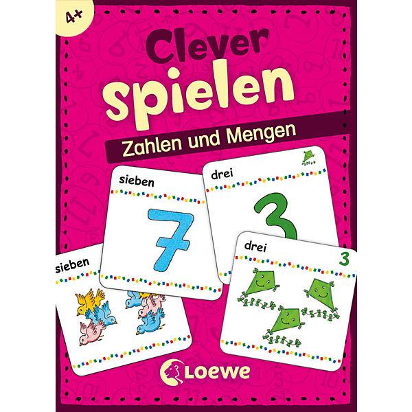 Kartenspiel Mit Zahlen