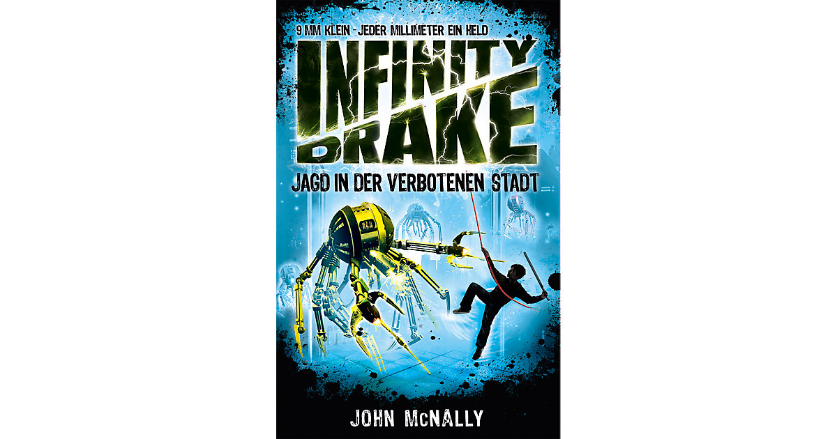 Infinity Drake: Jagd in der verbotenen Stadt