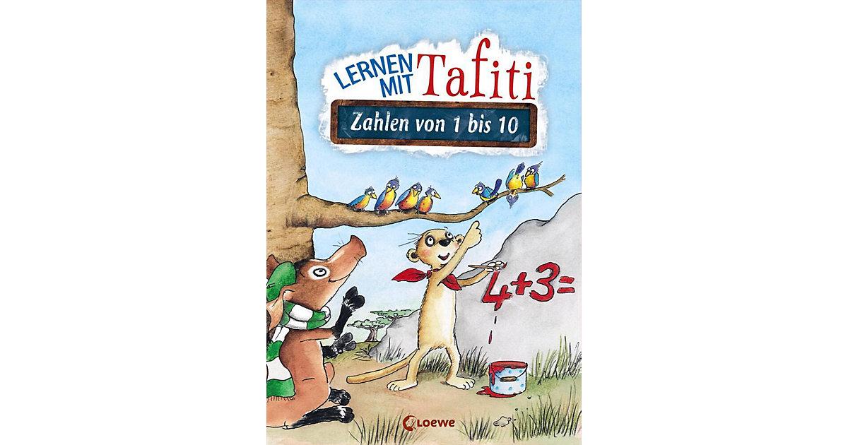 Lernen mit Tafiti: Zahlen von 1 bis 10