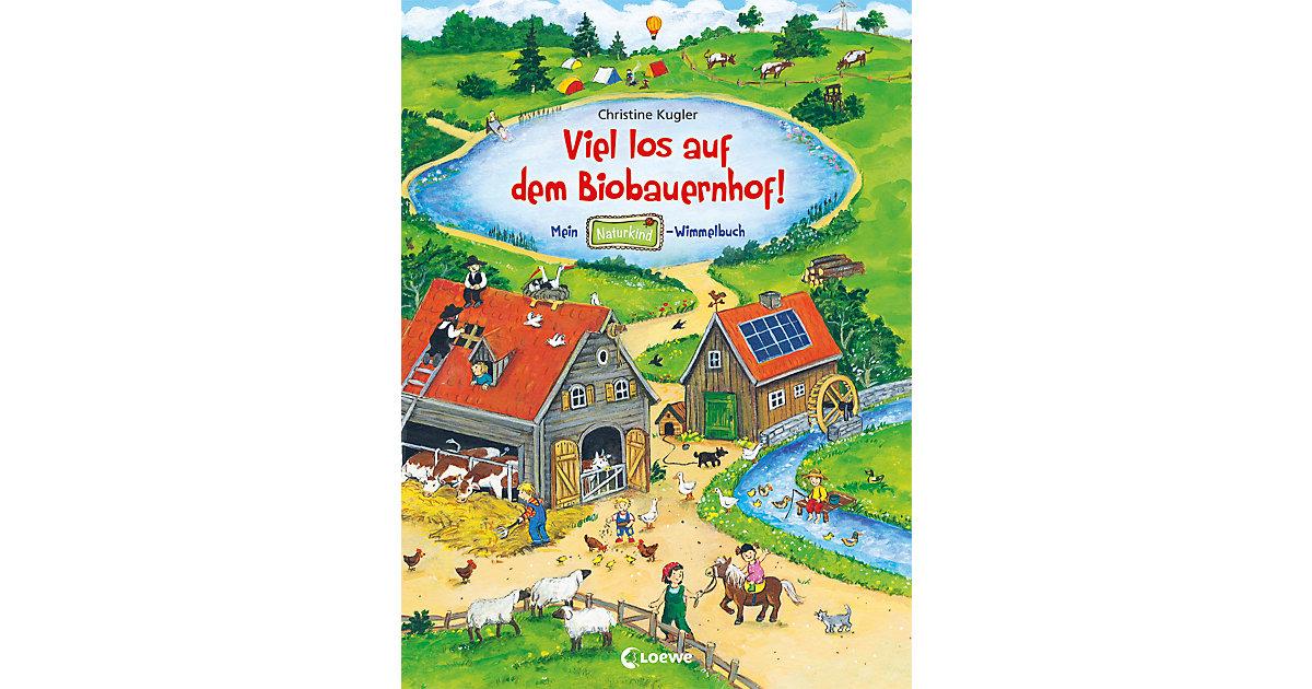 Naturkind: Viel los auf dem Biobauernhof!