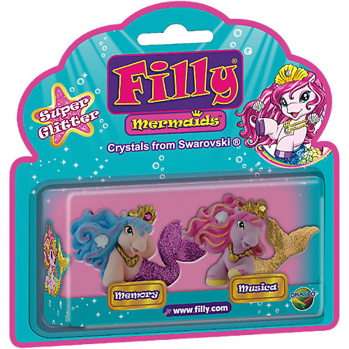 Dracco Filly Mermaids - Super Glitzer Beste Freunde