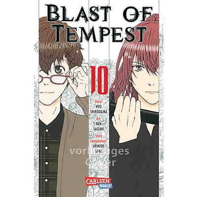 Blast Of Tempest, Band 10