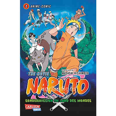 Naruto the Movie: Sondermission im Land des Mondes, Band 2