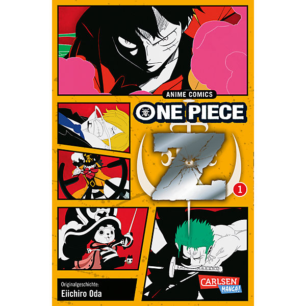 One Piece Z, Band 1