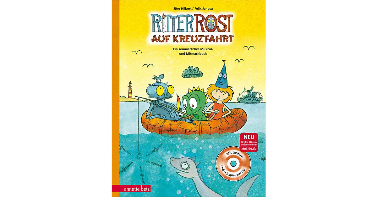 Ritter Rost auf Kreuzfahrt, mit Audio-CD