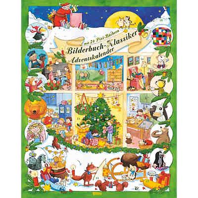 Pixi Adventskalender Mit Weihnachtsklassikern 2018 Diverse Mytoys