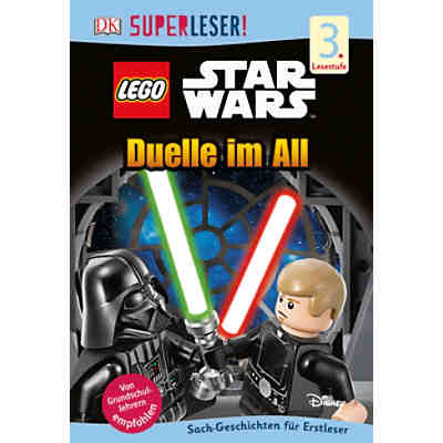SUPERLESER! LEGO Star Wars - Duelle im All