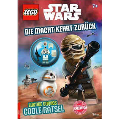 LEGO Star Wars: Die Mission der Jedi, mit LEGO Minifigur Rebel Trooper