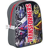 Дошкольный рюкзак, Трансформеры